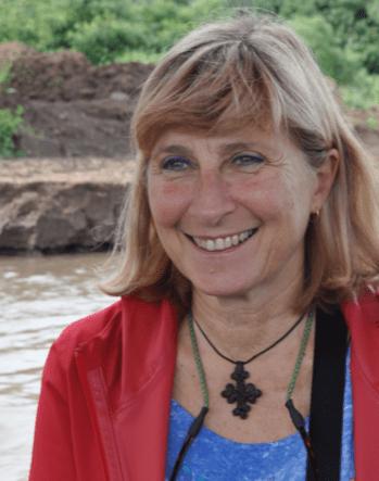 Accompagnatrice turistica Susanna Viotti