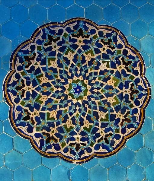 Iran blu