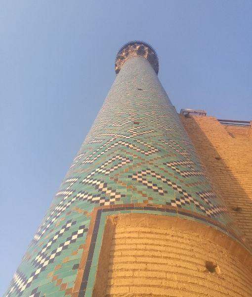 Iran viaggio