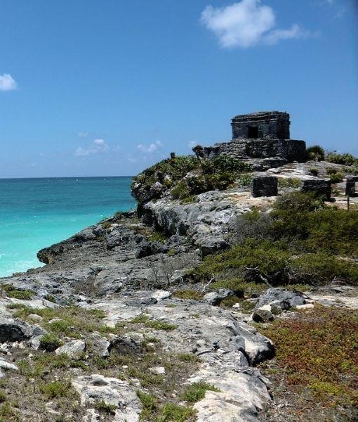 Tulum Maya Messico