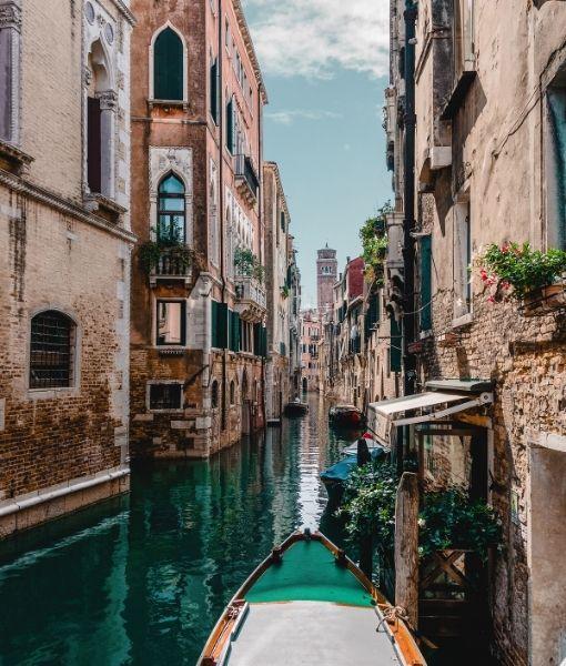 Venezie le calli
